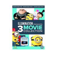 8d909eb14e1db Despicable Me 1-3 DVD Box Set | very.co.uk