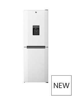 Hoover H1826MNB5WWK 60cmWide No Frost Fridge Freezer with Water Dispenser - White