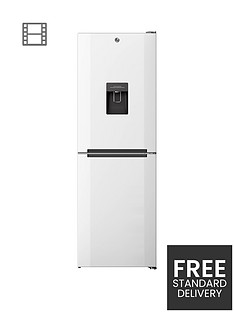 hoover-h1826mnb5wwk-60cmnbspwide-no-frost-fridge-freezer-with-water-dispenser-white