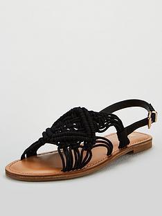 v-by-very-hilaire-crochet-slingback-sandal