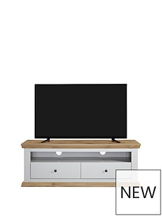 Burford Wide TV Unit - fits up to 60 inch TV