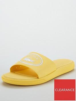 lacoste-l30-slide-119-2-cfa-flat-sandal-yellownbsp