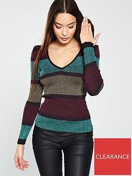 river-island-lurex-knit-stripe-jumper