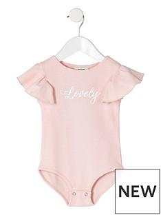 river-island-mini-mini-girls-pink-lovely-frill-bodysuit