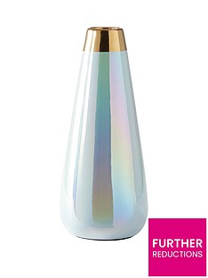 michelle-keegan-home-iridescent-vasenbsp--blue