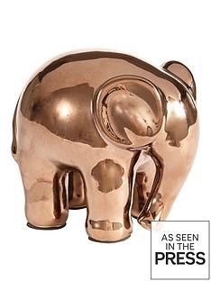 ideal-home-bronze-elephant-ornament