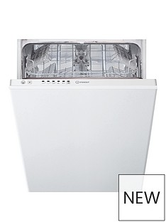 indesit-dsie2b10-10-place-slimline-integrated-dishwasher-with-optional-installation-white