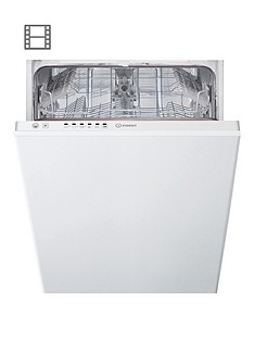 indesit-dsie2b10-10-place-slimline-integrated-dishwasher-with-quick-washnbsp--white