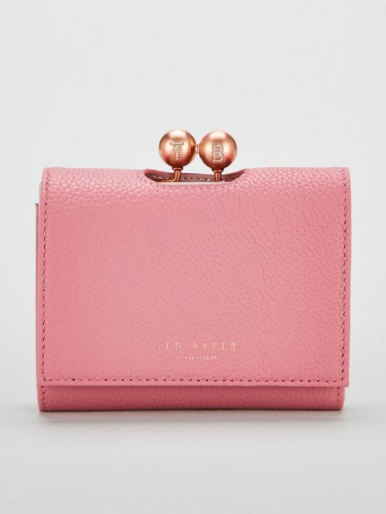 56e818ed1 Ted Baker Maciey Pavé Mini Bobble Purse - Pink