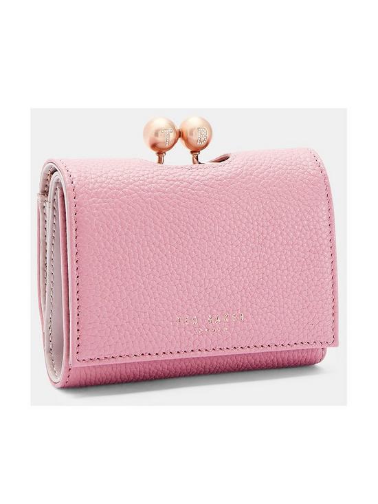 a1418edf6 Ted Baker Maciey Pave Mini Bobble Purse - Pale Pink