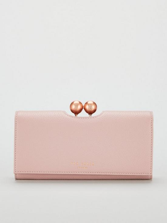 372d6bb33840 Ted Baker Josiey Pave Bobble Matinee Purse - Pale Pink