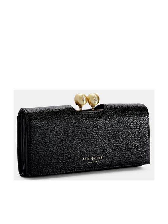 48f47aa49b25d7 Ted Baker Josiey Pave Bobble Matinee Purse - Black