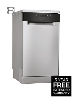 whirlpool-wsfe2b19x-10-place-slimline-dishwasher-stainless-steel