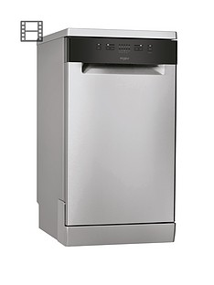 whirlpool-wsfe2b19x-10-place-slimline-dishwasher-with-quick-wash-stainless-steel