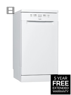 whirlpool-wsfe2b19-10-place-slimline-dishwasher-white