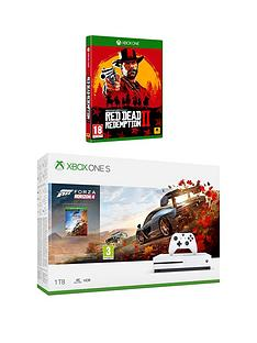 xbox-one-s-forza-horizon-4-1tb-console-bundle-with-red-dead-redemption-2nbspand-optionalnbsp12-months-xbox-live
