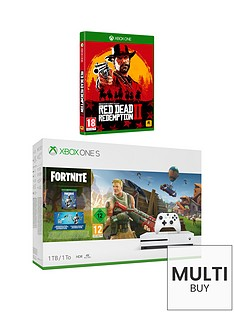 xbox-one-s-fornitenbsp1tbnbspconsole-bundle-with-red-dead-redemption-2-and-optional-extras