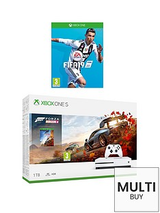 xbox-one-s-forza-horizon-4-1tb-console-bundle-with-fifa-19-and-optional-extras
