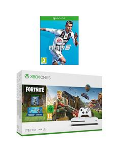 xbox-one-s-fornitenbsp1tbnbspconsole-bundle-withnbspfifa-19-and-optional-extras