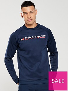 tommy-hilfiger-logo-crew-neck-sweat-navy