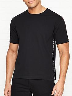 mcq-alexander-mcqueen-logo-tape-surfer-t-shirt-black