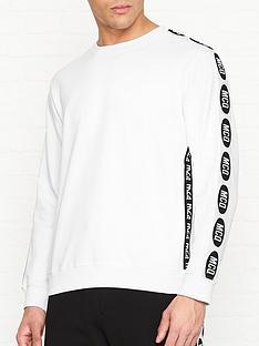 mcq-alexander-mcqueen-logo-tape-sweatshirt-white