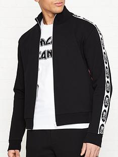 mcq-alexander-mcqueen-logo-tape-track-top-black