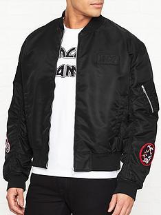 mcq-alexander-mcqueen-ma1nbsplogo-patch-bomber-jacket-black
