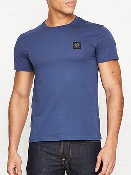 belstaff-throwley-chest-logo-t-shirtnbsp--blue