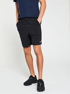 tommy-hilfiger-woven-shorts-black