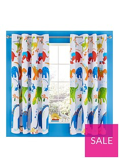 catherine-lansfield-dino-saw-blackout-eyelet-curtains