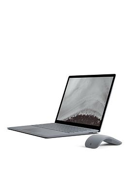 Microsoft Microsoft Surface Laptop Intel Core I5 8Gb Ram 128Gb Ssd 13.5In Laptop Platinum - Laptop Only