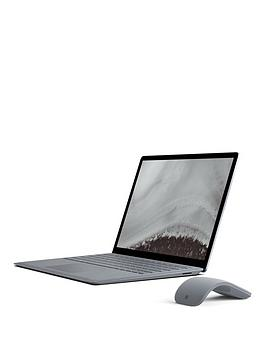 Microsoft Microsoft Surface Laptop Intel Core I5 8Gb Ram 256Gb Ssd 13.5In Laptop Platinum - Laptop Only