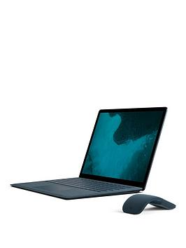 Microsoft Microsoft Surface Laptop Intel Core I5 8Gb Ram 256Gb Ssd 13.5In Laptop Cobalt Blue - Laptop Only