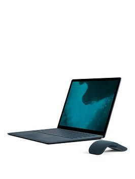 Microsoft Microsoft Surface Laptop Intel Core I7 8Gb Ram 256Gb Ssd 13.5In Laptop Cobalt Blue - Laptop Only