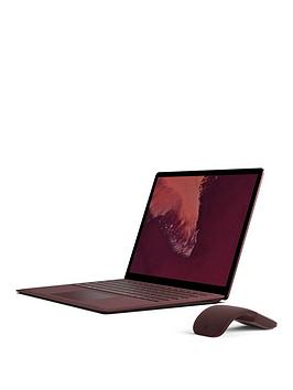 Microsoft Microsoft Surface Laptop Intel Core I5 8Gb Ram 256Gb Ssd 13.5In Laptop Burgundy - Laptop Only