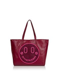 hill-friends-happy-slouchy-tote-bag-burgundy