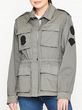 belstaff-anchorfieldnbsppatch-detail-jacket-green