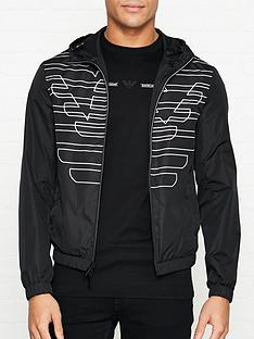 emporio-armani-reversible-logo-print-hooded-pack-away-jacket-black