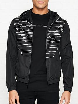 emporio-armani-reversible-logo-print-hooded-pack-away-jacket-black