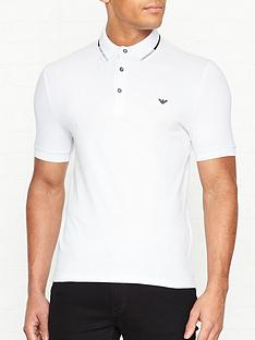 emporio-armani-logonbspprinted-collar-polo-shirt-white