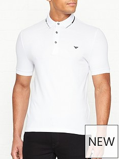 emporio-armani-logonbspprinted-collar-polo-shirt-white