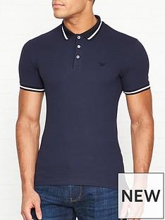 emporio-armani-contrast-collar-polo-shirt-navy
