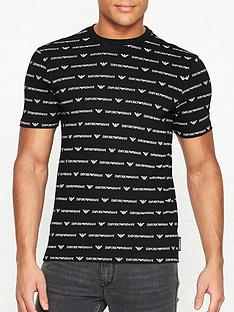 emporio-armani-all-over-printed-logonbspt-shirt-black