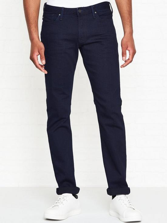 f8665a0b6d J06 Slim Fit Jeans - Indigo