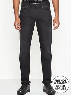emporio-armani-j06-slim-fit-jeans-washed-black
