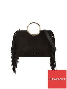 kate-spade-new-york-sam-suedenbsptassel-cross-body-bag-black