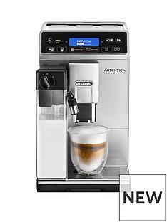 DeLonghi Autentica ETAM29.660.SB Bean to Cup Coffee Machine