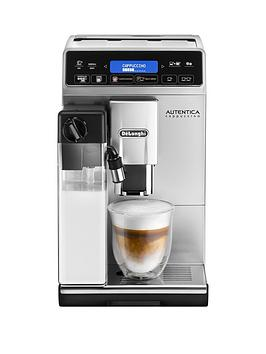 Delonghi Autentica Etam29.660.Sb Bean To Cup Coffee Machine Best Price, Cheapest Prices