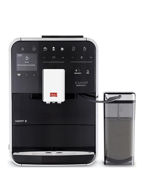 Melitta Barista Ts Smart Bean To Cup Coffee Machine F850 102